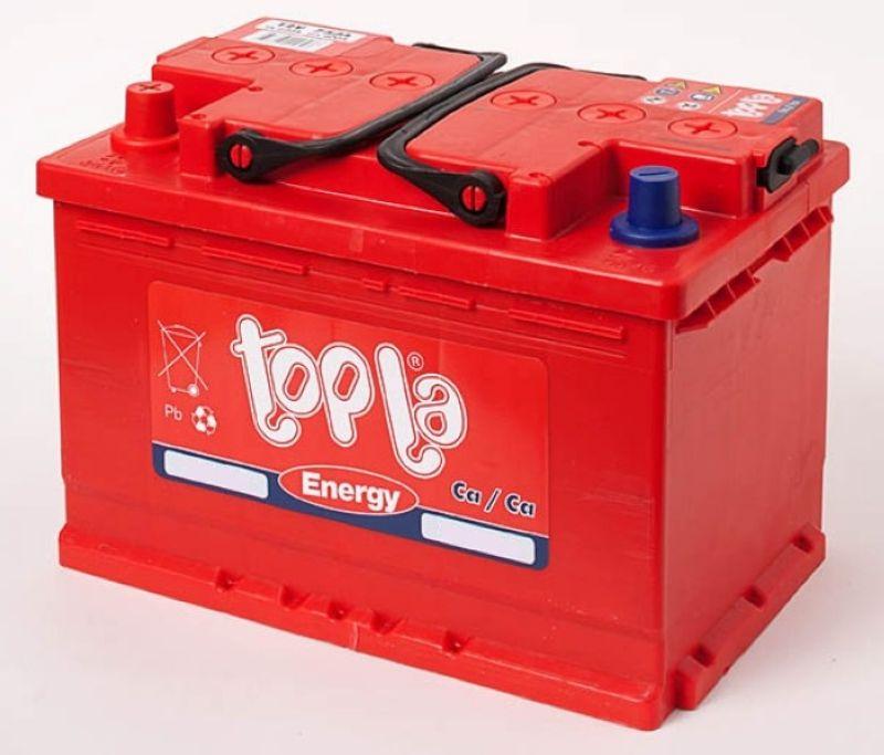 АКБ 60 Topla Energy  п/п
