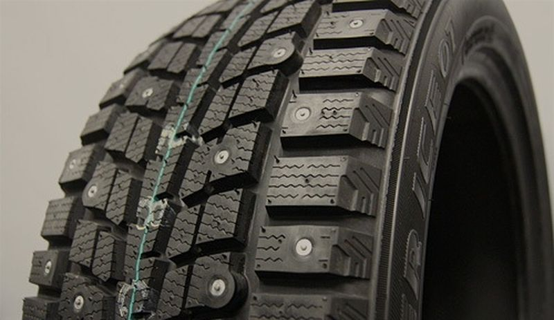 Dunlop 205/60 R16 92T ICE01 шип.