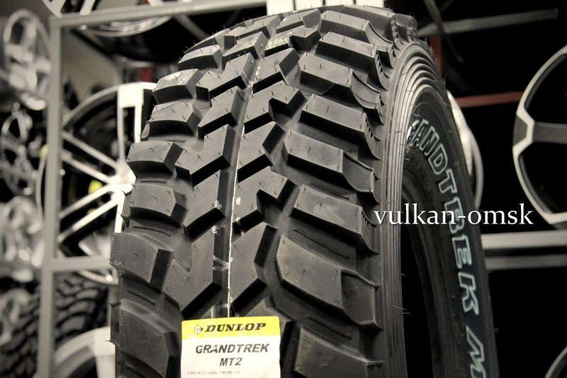 Dunlop Grandtrek MT2 245/75 R16 108Q