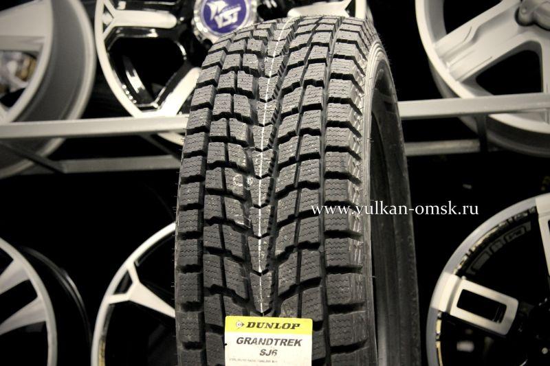 Dunlop Grandtrek SJ6 235/55 R18 99Q