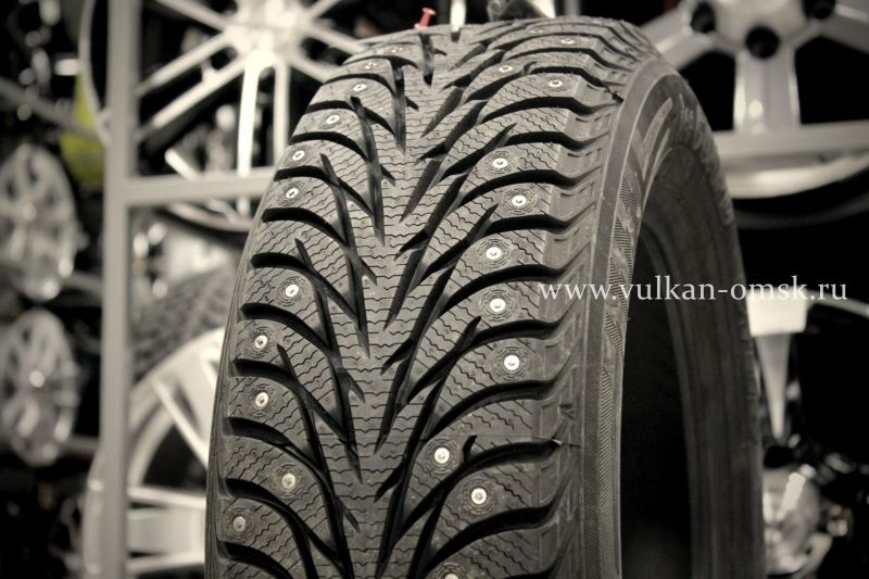Yokohama Ice Guard IG35+ 285/60 R18 116T шип