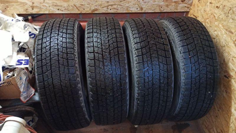 Bridgestone Blizzak DM-V1 225/65 R18 103R (замена 235/60 R18) Б/У