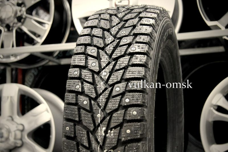 Dunlop SP Winter ICE 02 235/65 R18 110T шип.