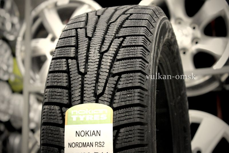 Nokian Nordman RS2 175/65 R14 86R