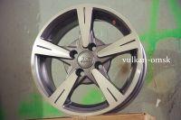 Диск LS Wheels R14 4*98 +35/58,6 LS632 GMF